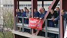 Strikes in Germany's industrial sector