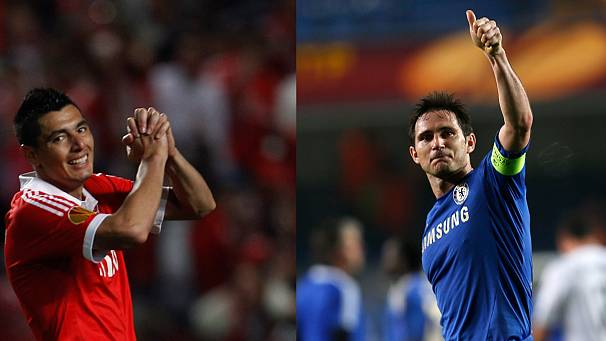Chelsea and Benfica through to Europa League final