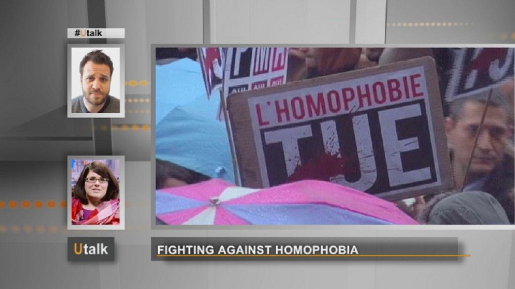 Luchando contra la homofobia