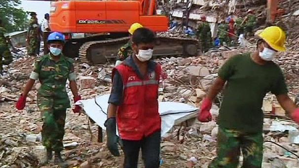 Death toll tops 500 in Bangladesh factory disaster
