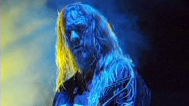 Guitarist with heavy-metal band Slayer, Jeff Hanneman, dies