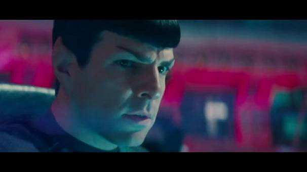 Star Trek goes into the darkness