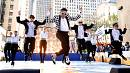"Psy shows how to dance like a ""Gentleman"""