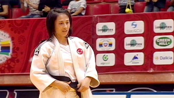Judo Grand Slam Baku: Day one