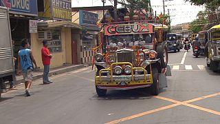 Manila, a félbevágott dzsipek városa