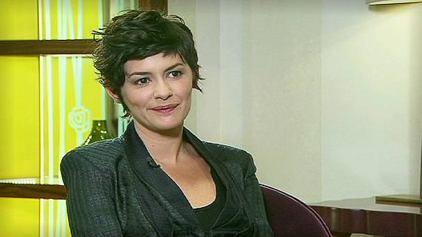 Audrey Tautou: French national treasure