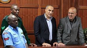 Kenyan court gives two Iranians life sentences for attack plots