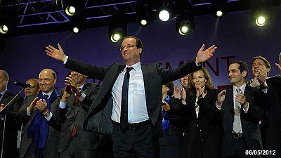 Desilusão dos franceses com o mandato do presidente Hollande