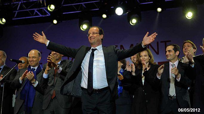 Hollande'ın hayal kırıklıkları ile dolu 1. yılı