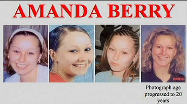US: Amanda Berry's desperate 911 call