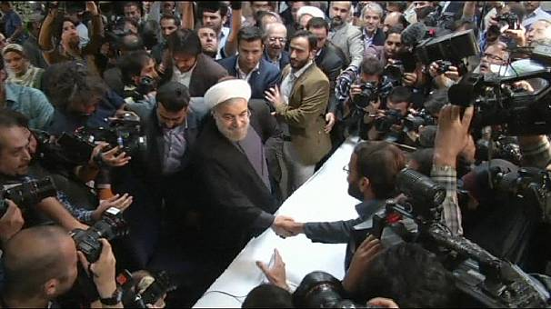 Candidates register for Iran's presidential election