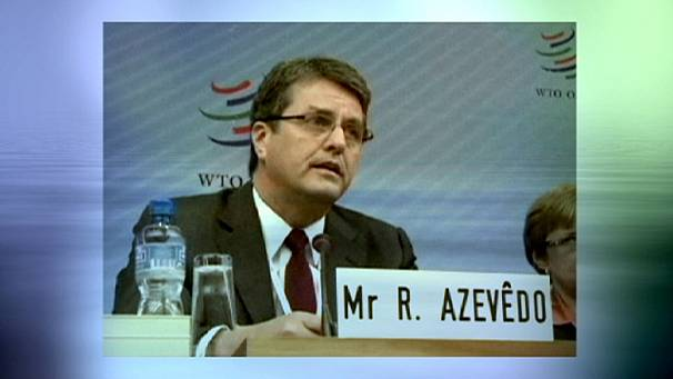 Azevedo to be new WTO boss