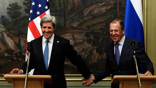 US and Russia agree to hold Syria conference
