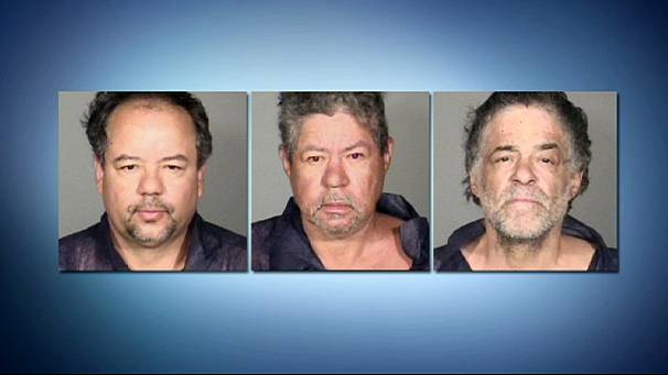 US police scour house where three women were held captive