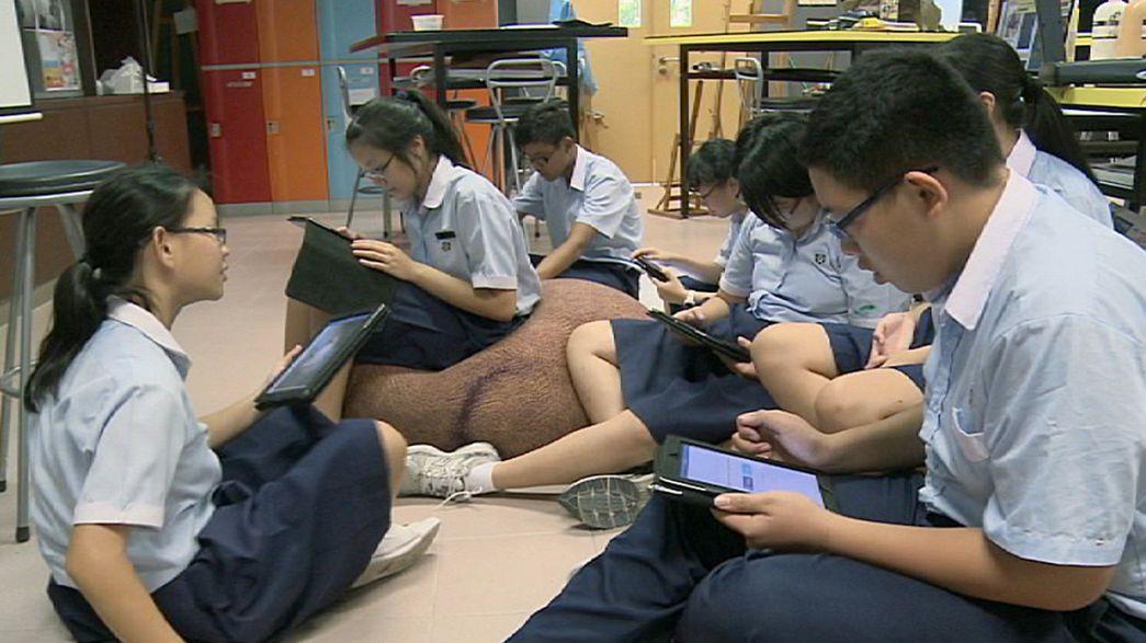 Social Media alla ribalta tra i banchi di scuola