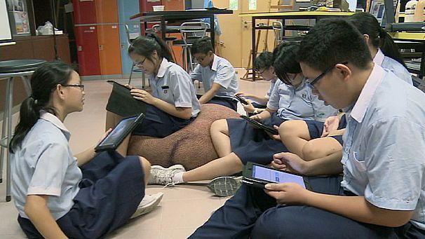 کاربرد شبکه های اجتماعی در عرصه آموزش
