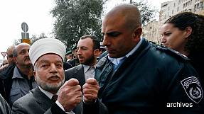 Jerusalem's Grand Mufti released without charge