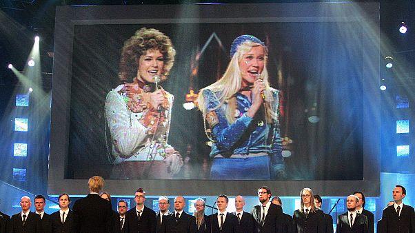 مسابقه آواز یوروویژن، از پیدایش تا حال