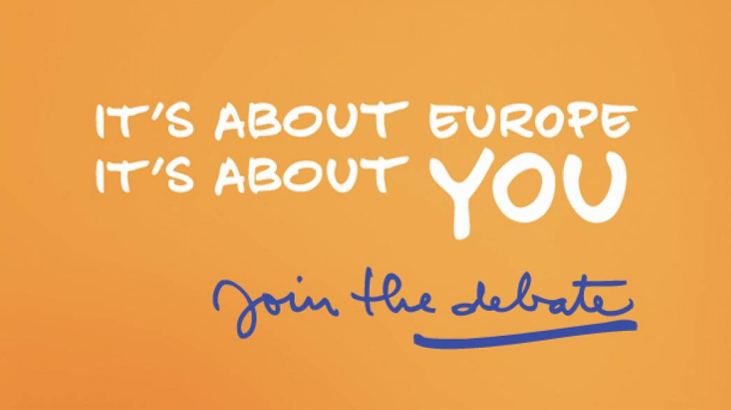 Chat: Be an engaged European citizen. And make a real difference