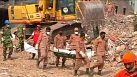 Número de vítimas do desmoronamento no Bangladesh ultrapassa os mil