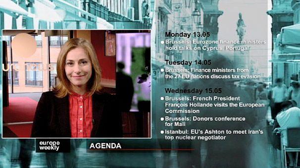 """""""Europe Weekly"""": Dia da Europa em destaque"""