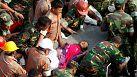 Bangladesh assiste em direto ao salvamento milagroso de Reshma Begum