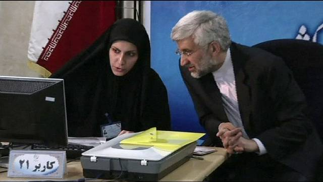 Iran may avert breakdown if new president is reformist
