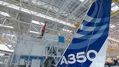 Airbus profits rise, 'confident' on A350