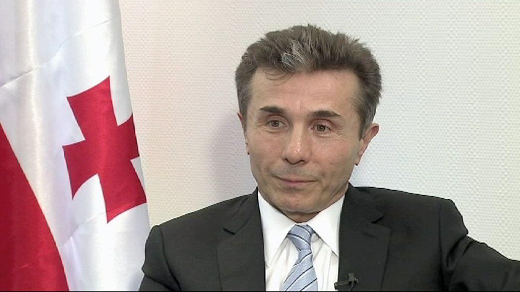 """Georgien: """"Wir wollen EU-Beitrittskandidat werden"""""""