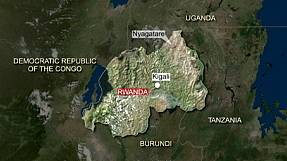 Rwanda building collapse