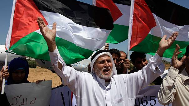 Palestinians mark 'Nakba' anniversary