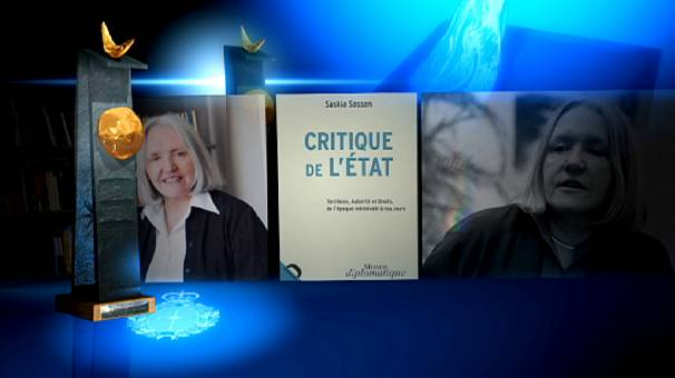 Saskia Sassen scoops Spain's Asturias award for Social Sciences