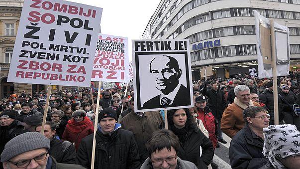 Slovenya mali kurtarmanın eşiğinde mi?