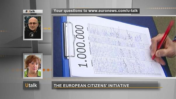 La Inciativa Ciudadana Europea cumple un año