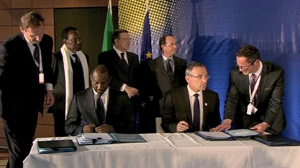 Mali receives 3.25 billion euro pledge from EU