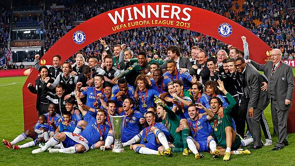 Chelsea break Benfica hearts in Europa League final