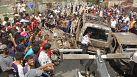 Deadly bombings hit Baghdad