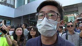 Chinese protest against chemical plant in south