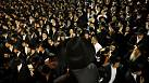 Ultra-orthodox Jews protest at enlistment