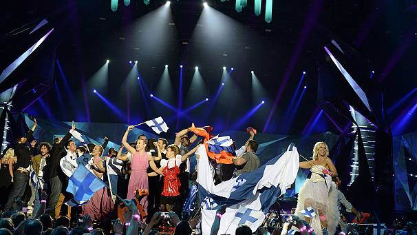 Eurovision: The final running order