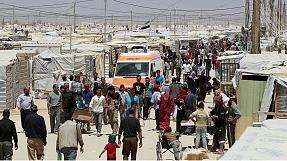 Number of Syrian refugees tops 1.5 million