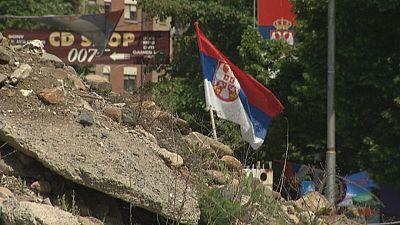 """Serben im Kosovo: """"Das läuft auf eine ethnische Säuberung hinaus"""""""