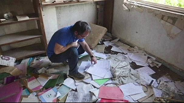 Esad rejiminin işkence odaları görüntülendi
