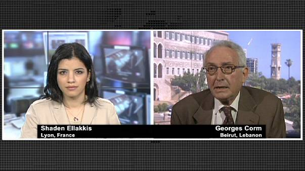 Líbano: O impacto económico do conflito sírio