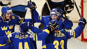 Switzerland and Sweden to meet in World Championship final