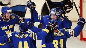 : Switzerland and Sweden to meet in World Championship final