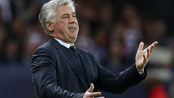 Carlo Ancelotti to leave French champions PSG