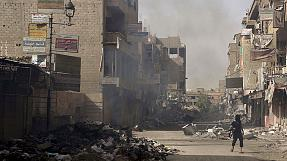 Syria army 'in centre' of Qusair amid assault on rebel town