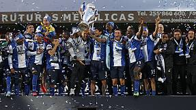 sport: Der FC Porto ist nationaler Champion