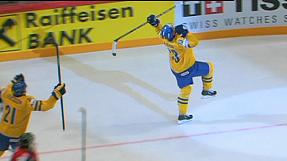 sport: Sweden win world title on home ice